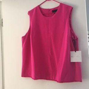 *NWT Pink Top by Victoria Beckham for Target*